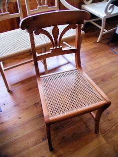 Cadeira VJ Flor de Lis