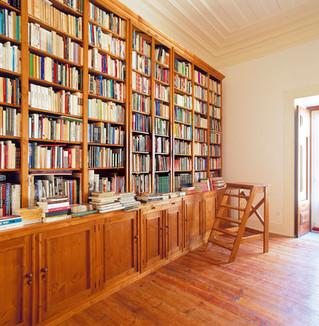 Estante/biblioteca
