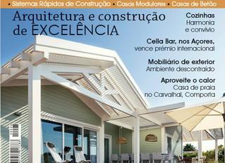 Fomos capa na revista Casas de Madeira!