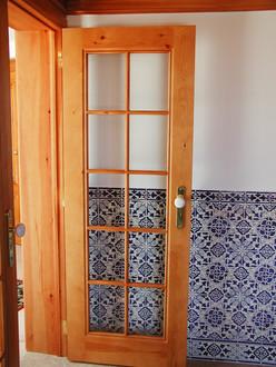 "Portas Interiores modelo VJ ""Vidrinhos"""