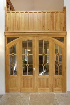 Portas Interior . Santo Estêvão . 2005