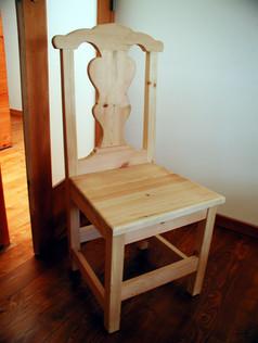 Cadeira VJ Rústica