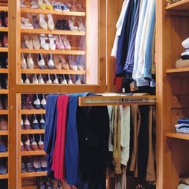 Quarto de vestir . 2001