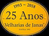 Selo VJ 25 Anos 2018 COR.png