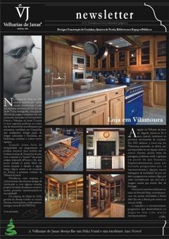 Newsletter VJ 3 | Dezembro de 2006