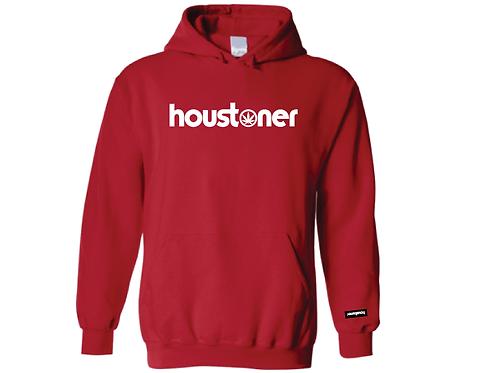 """houstoner™ """"RED"""" H O O D I E"""