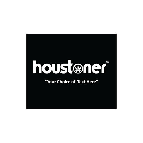 Custom houstoner™ Glass Mat Top View