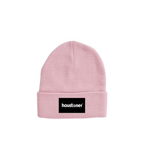 Pink Houstoner Beanie