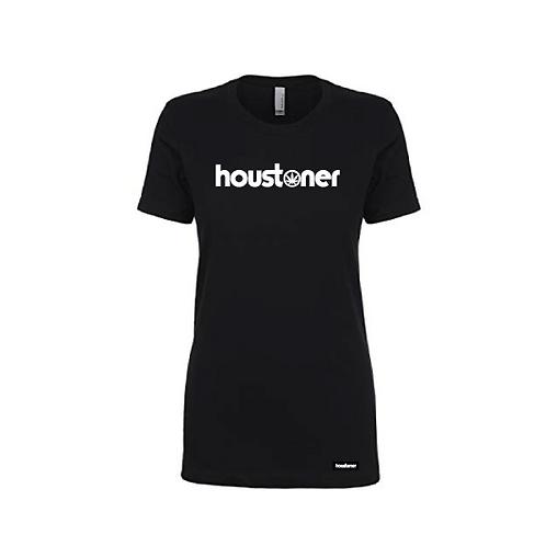 """houstoner™ """"BLACK"""" Women's T - S h i r t"""