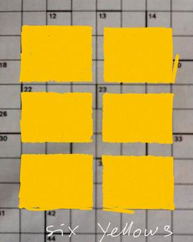 Six yellows