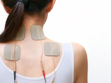 גירוי חשמלי עצבי - TENS Transcutaneous Electrical Nerve Stimulation