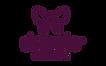 Lototipo Dabele Cursos - roxo e fundo tr