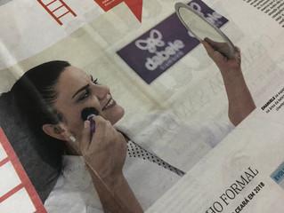Ex-aluna Dabele é Destaque no Jornal O Povo de Fortaleza