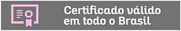 Certificade Dabele Cursos