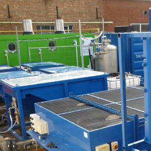 Steam Enhanced Extraction - Dichloromethane, ERM, UK