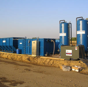 Construction Site Dewatering Filtration & Treatment - Synopsis