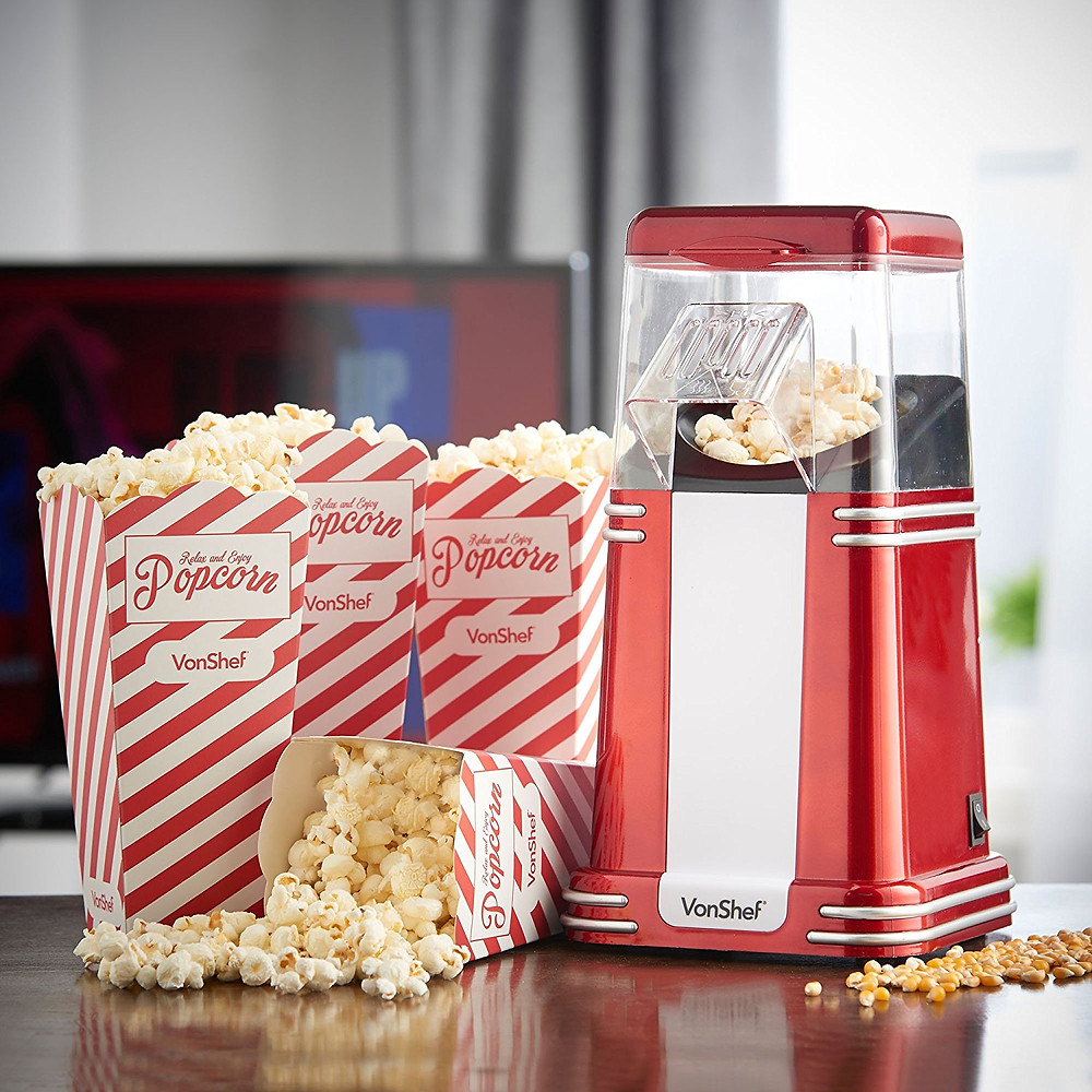 Popcorn maker world cup final viewing party ideas with gyphto