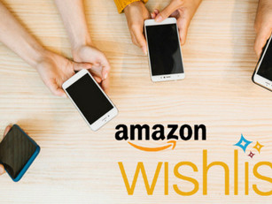 New Feature Coming to Amazon: Group Wish Lists