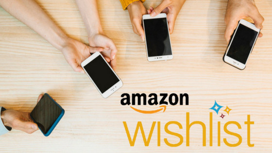 New Feature on Amazon: Group Wish Lists