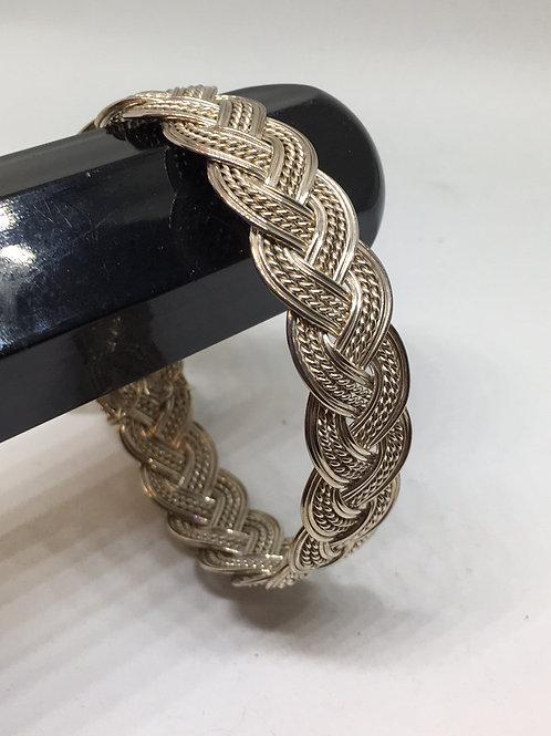 Mariner Knot Sterling Silver Bracelet