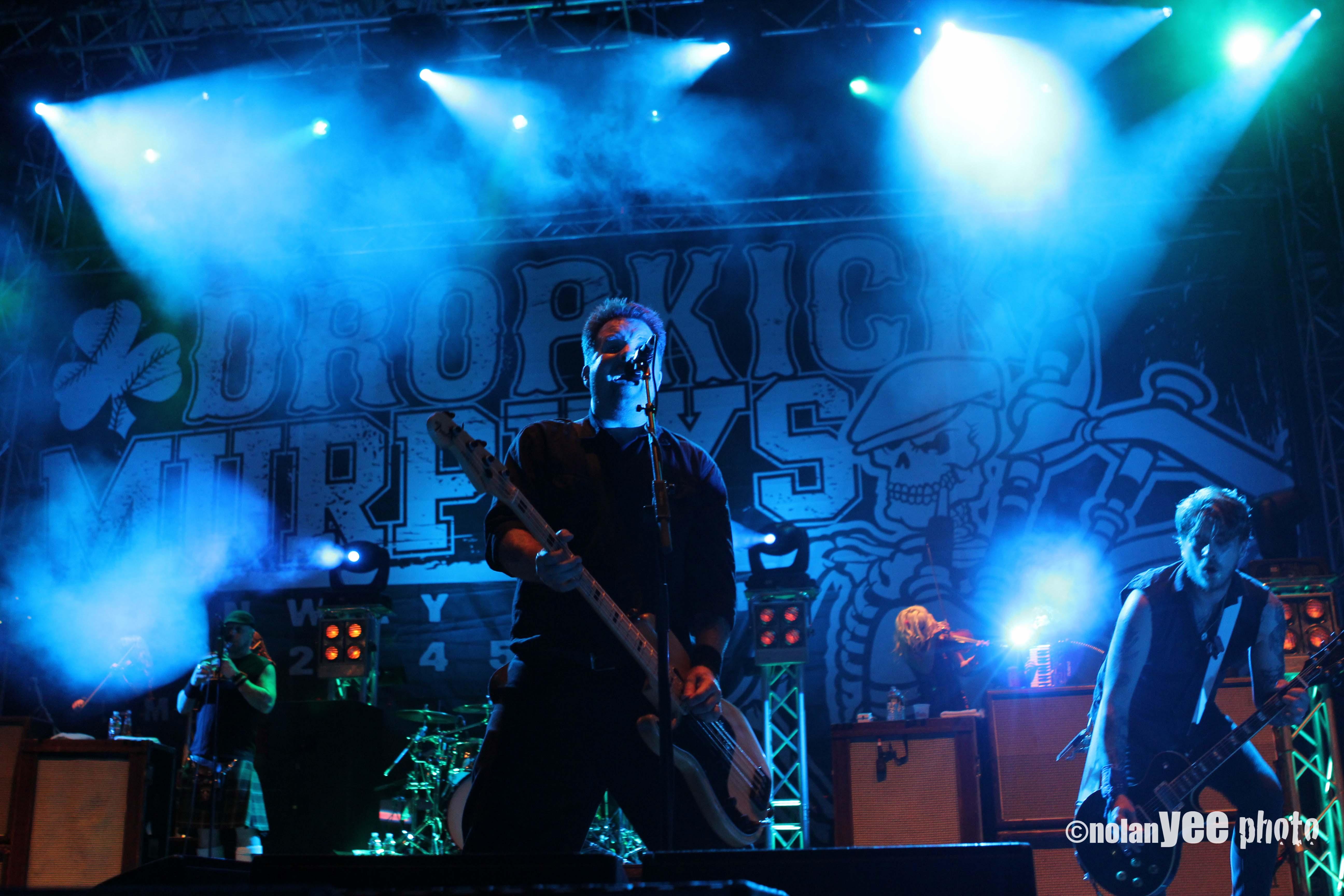 Dropkick Murphys - Fenway Park 2011