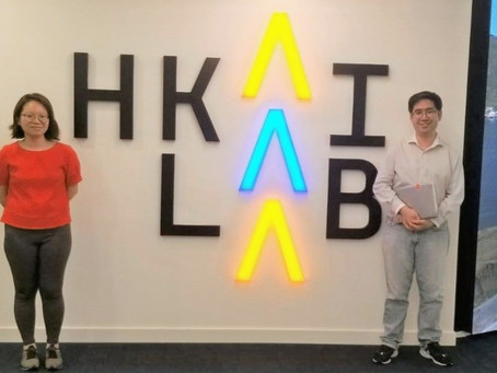 It's official - Neufast Limited is now an incubatee of HKAI Lab 5th Cohort!