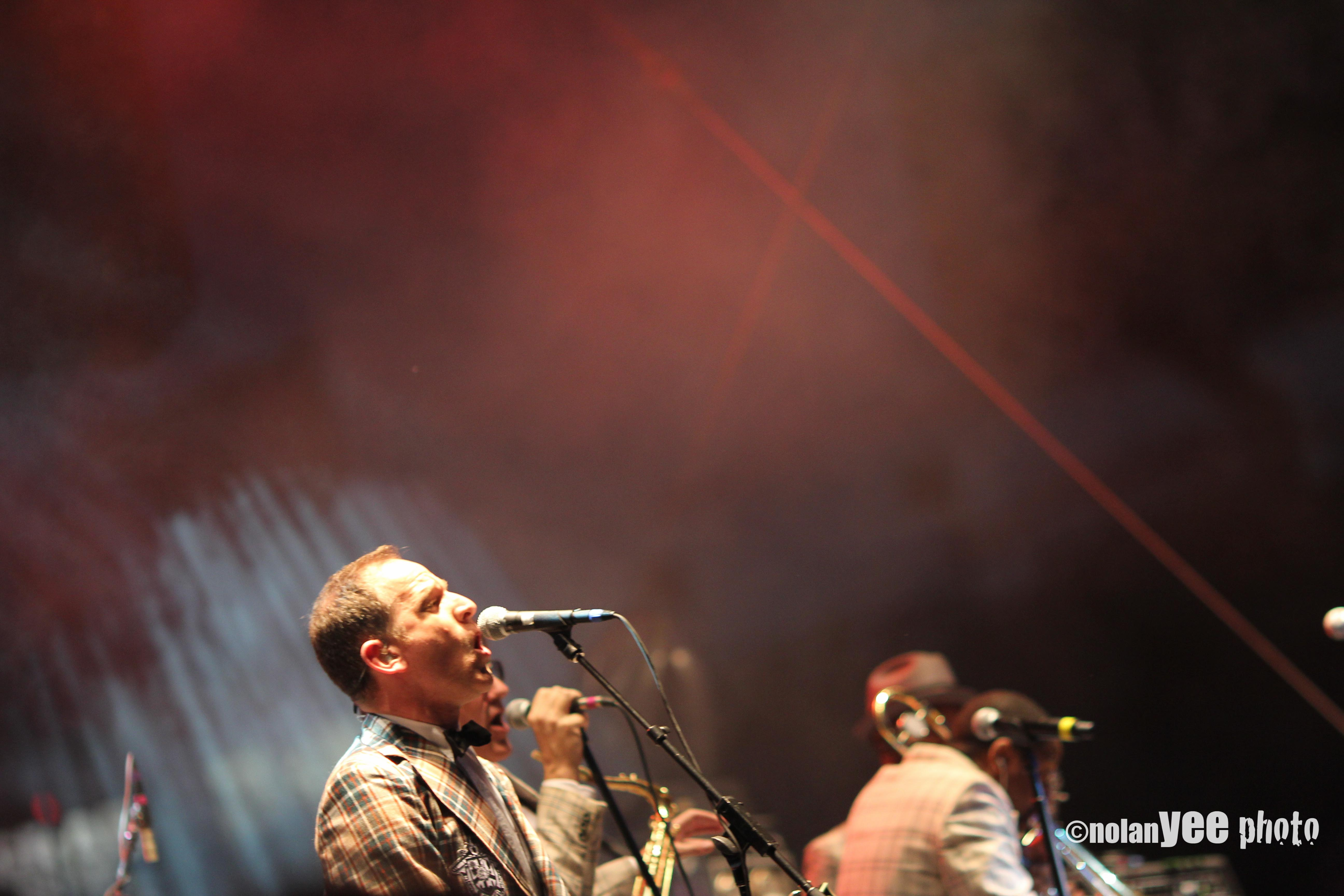 Mighty Mighty Bosstones -Fenway 2011
