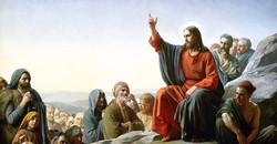 Jesus Preaches the Gospel