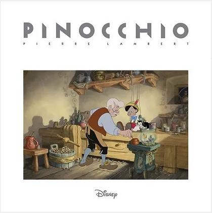 PINOCCHIO par Pierre Lambert, édition grand public
