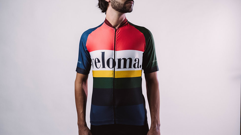 Jersey Veloma Colors
