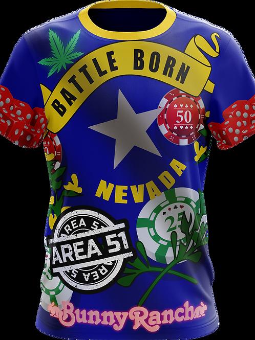 Battle Born Poker Design