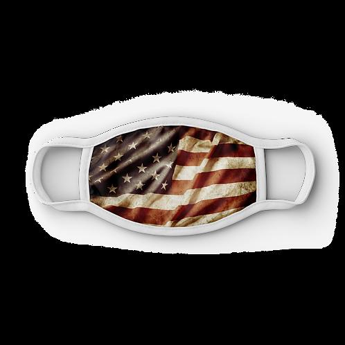 Rustic USA Mask