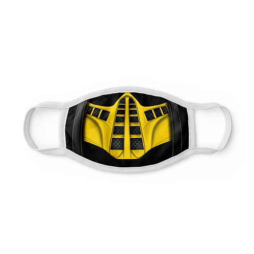 Yellow Ninja Mask