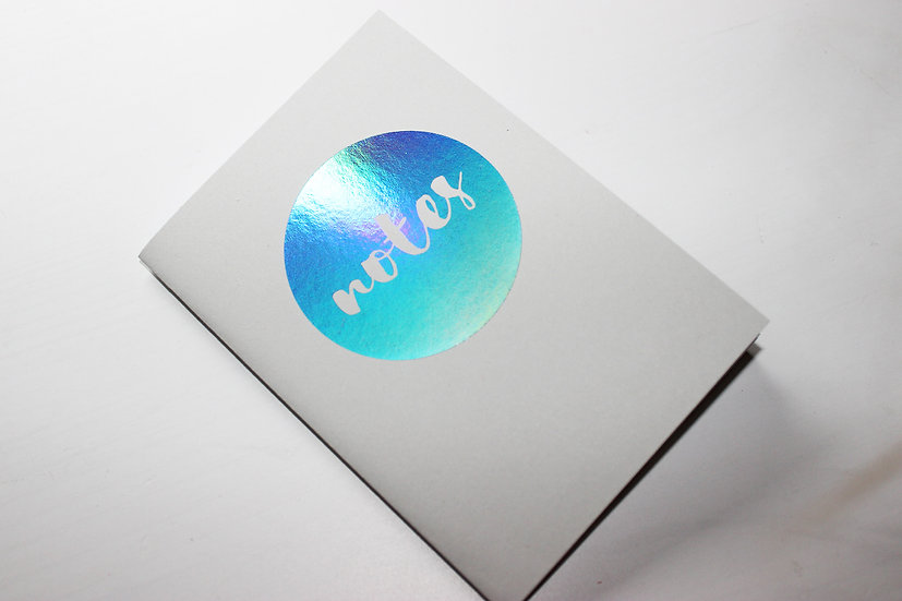 Holographic Notes Travellers Notebook Insert