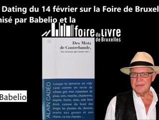 BABELIO invite DES MOTS DE CONTREBANDE