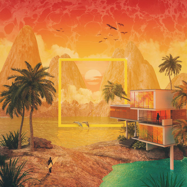 High Tides - Paradise Daze