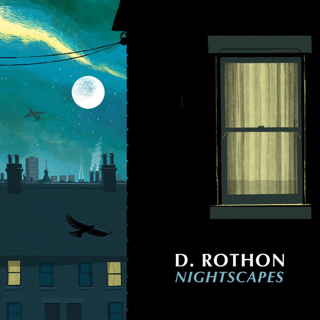D Rothon - Nightscapes