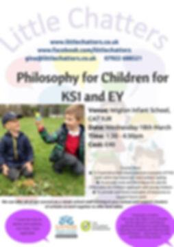 P4C EY and KS1 training