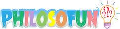 Official Logo for Philosofun .jfif