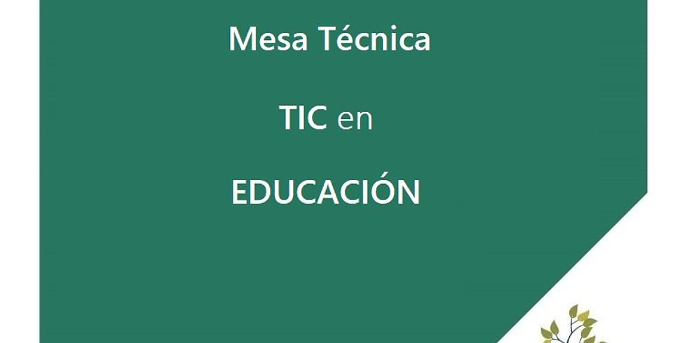 Mesa Técnica TIC