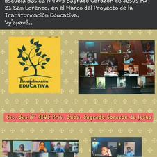 Escuela Sagrado Corazón de Jesus - San Lorenzo