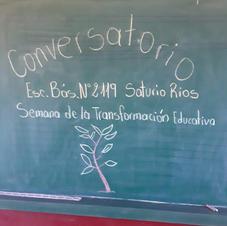 Escuela Básica Saturio Ríos - San Buenaventura, Itapúa Poty