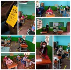 Escuela Virgen de Fátima de Gral. Resquín