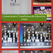 Conversatorio Transformación Educativa Luque