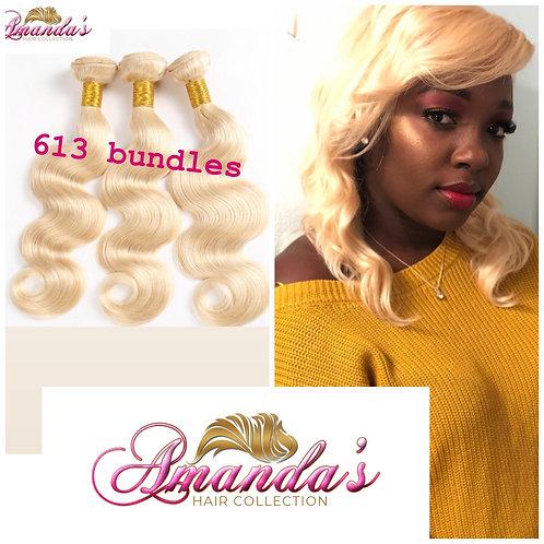 613 blonde wig 12 inch