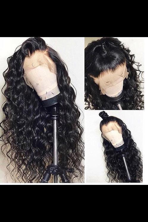 Body wave wig  10inch 180%density