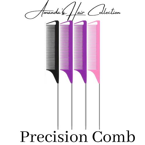 Precision comb