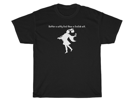 Funny Shakespeare T-Shirt for Sale: Top 5 Stylish Ways to Wear Them