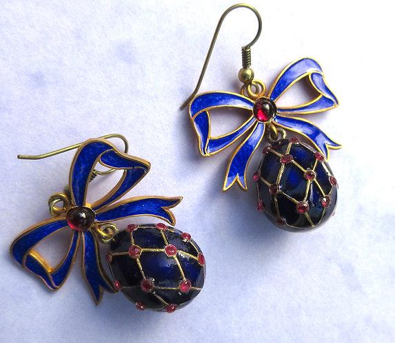 jewellery, pair of earrings.