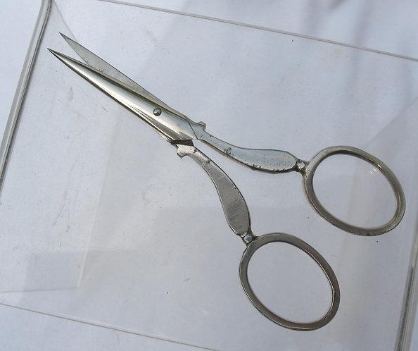 Steel scissors c.1900
